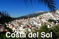 Spain Property - East of Malaga, Competa, Axaequia, Spain